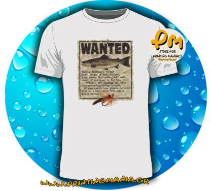 """wanted """"fish"""""""