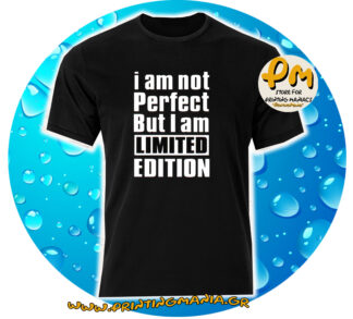 i am not perfect...