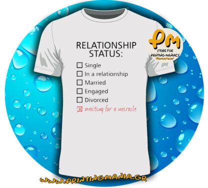 relationship status:
