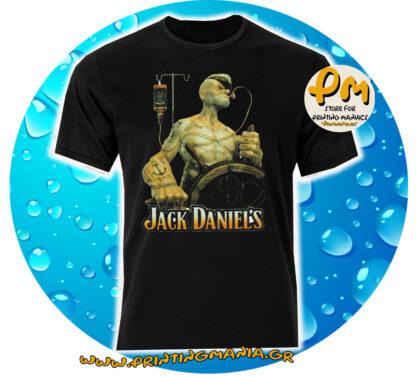 jack daniels popeye